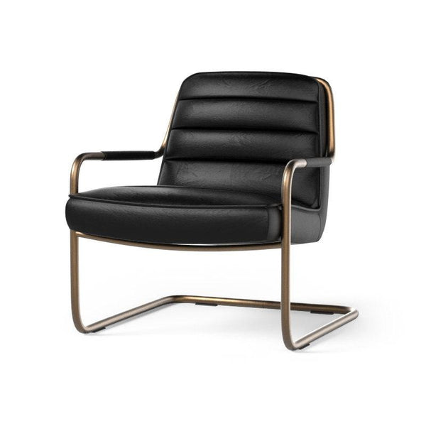London Armchair  | Vintage Black