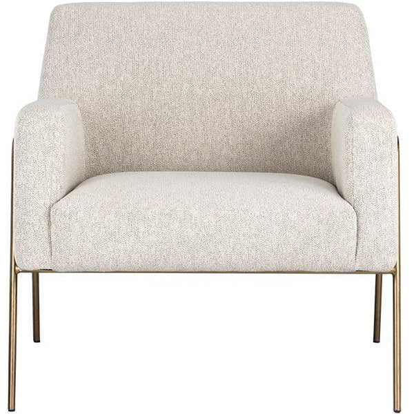 Cybel Armchair | Dove Cream