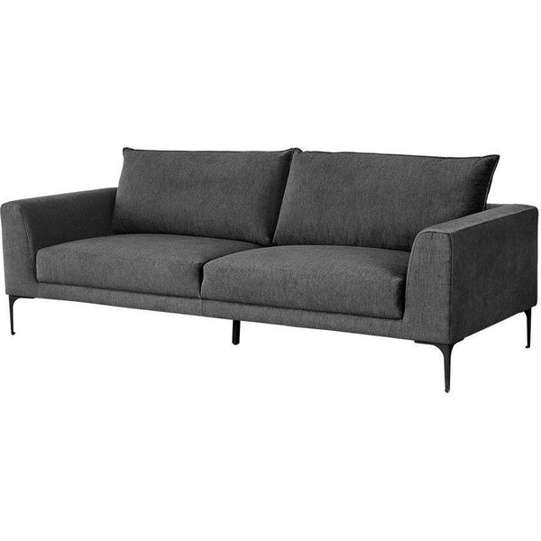 Verg Sofa | Polo Club Kohl Grey