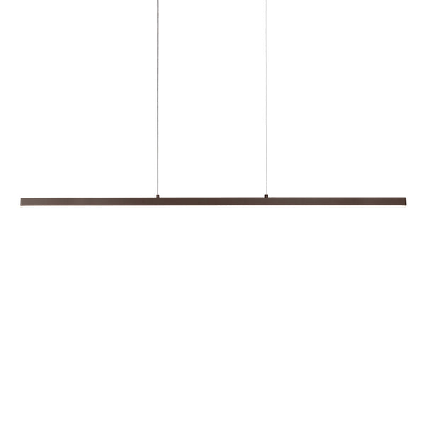 Vega LED Linear Pendant 56"