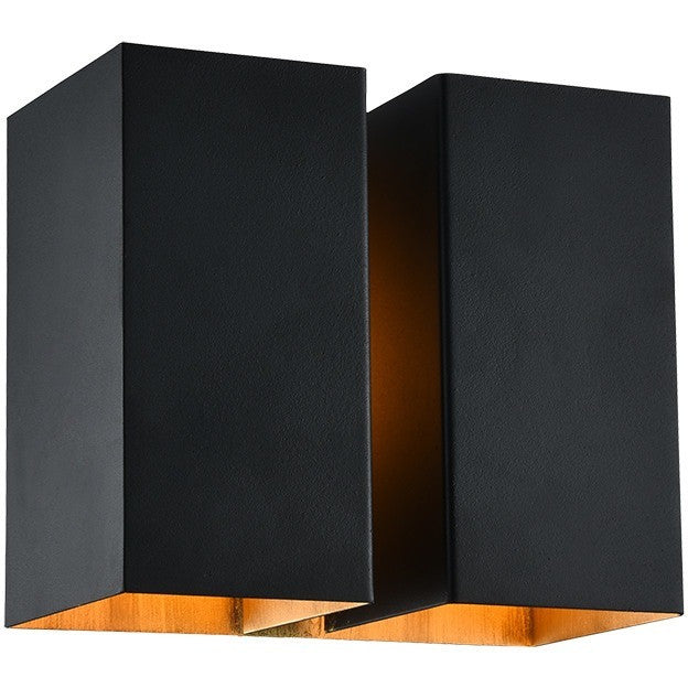 Mattone Wall Sconce | Black