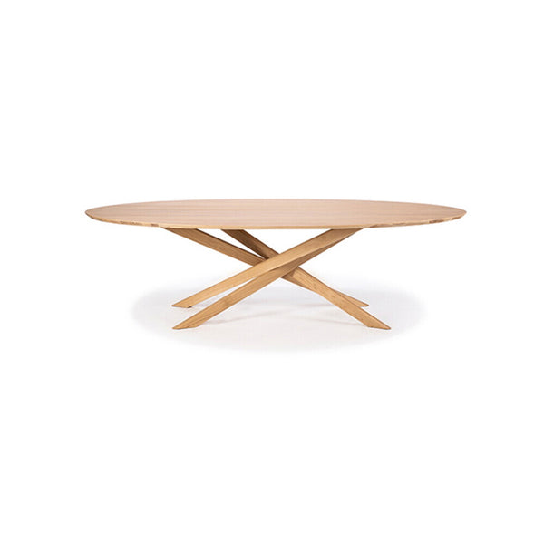Mikado Oval Coffee Table