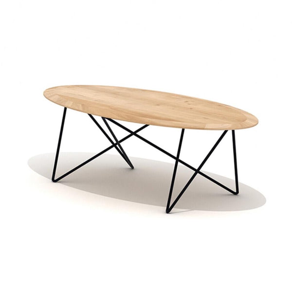 Orb Oval Coffee Table