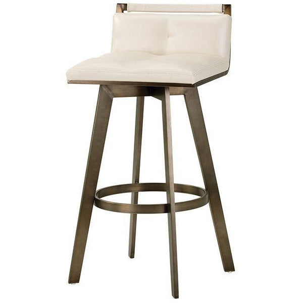 Archer Swivel Bar/Counter Stool | Castillo Cream
