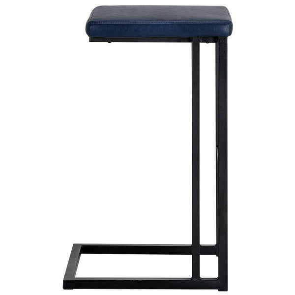 Boomer Bar/Counter Stool | Black/Bravo Admiral (Set of 2)