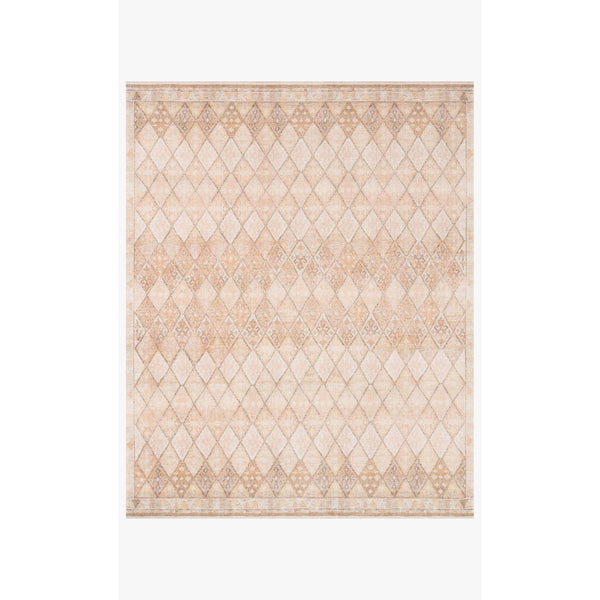 Deven Rug 03 | Ochre/Neutral