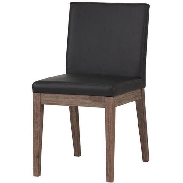 Brandon Dining Chair | Dark Grey