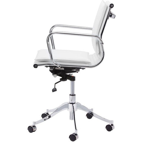Molly Office Chair | Snow