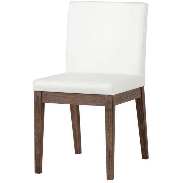 Brandon Dining Chair | White