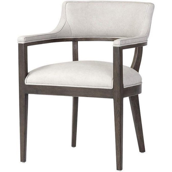 Brandy Dining Chair | Saloon Light Grey