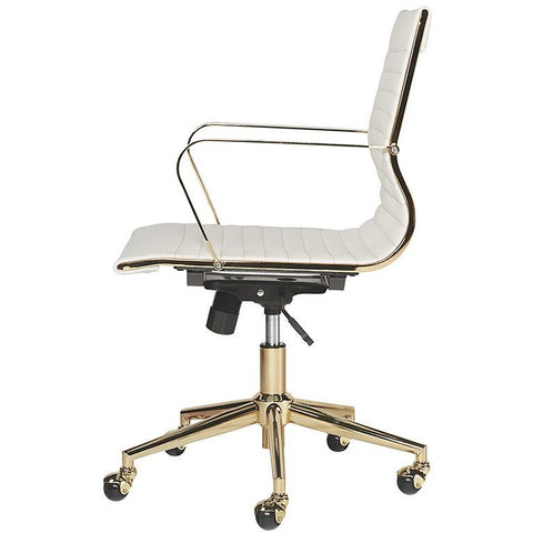 Janet Office Chair | White