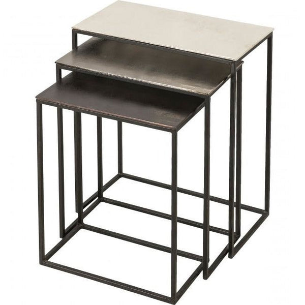 Manisa Nesting Tables - Set of 3