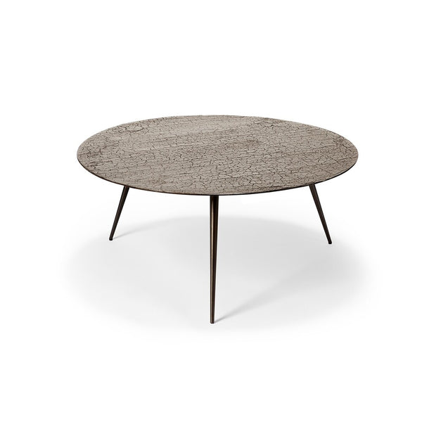 Luna Coffee Table (Large) | Taupe