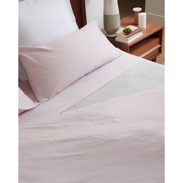 Luxury Organic Bed Sheets | Blush