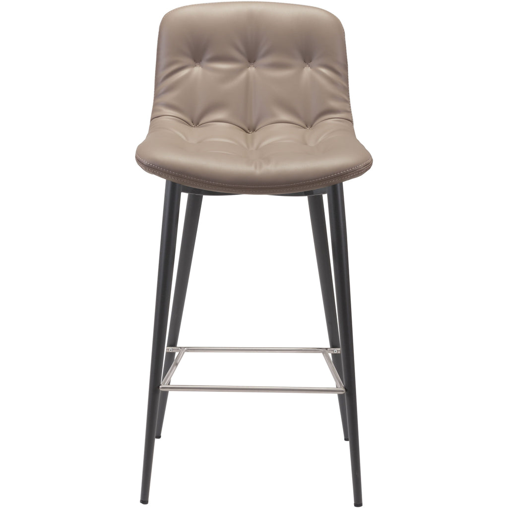 Tangiers Counter/ Bar  Chair | Taupe