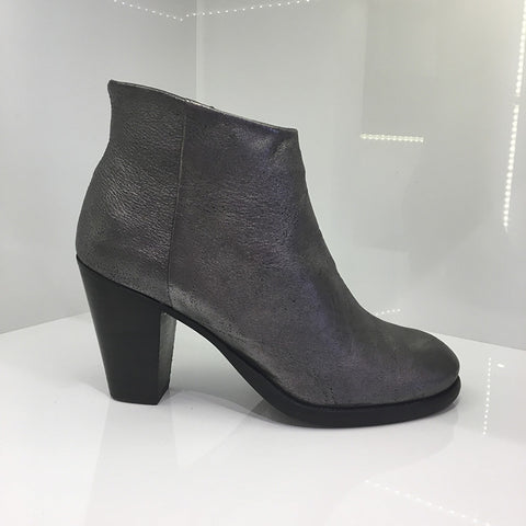 Felmini Silver Ankle Boot