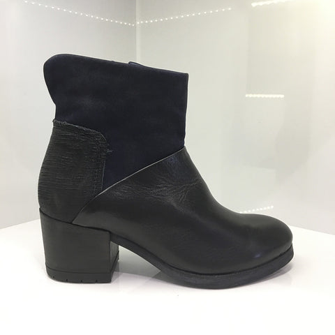 Felmini Black Ankle Boot