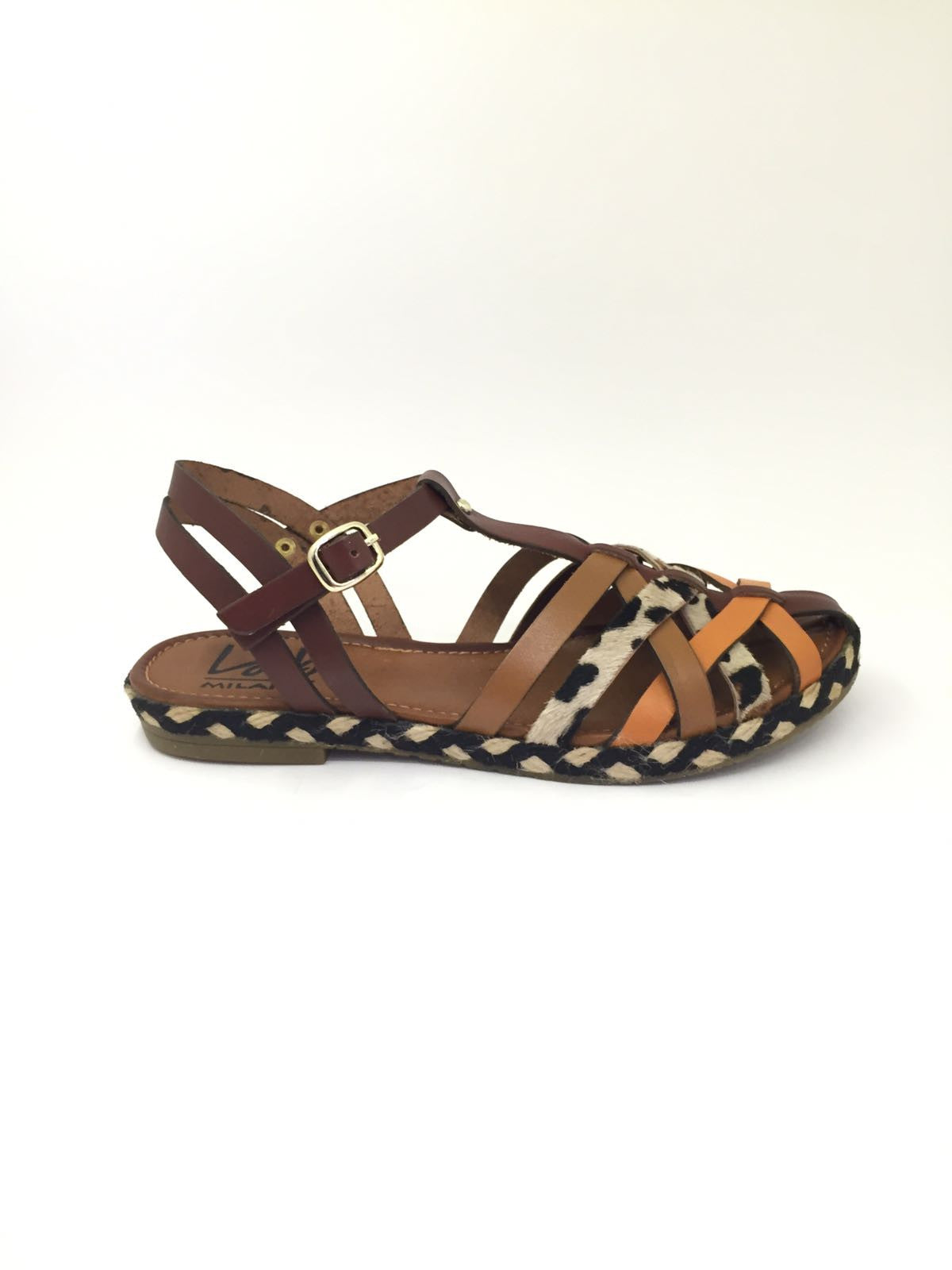 Lab Milano Tan Sandal