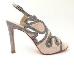 Lola Cruz High Heel Sandal