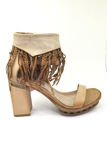 AS98 Nude High Heel Sandal