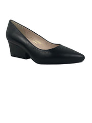 Gadea Black Stretched Heel Court