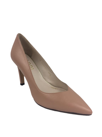 Lodi Blush leather Courts