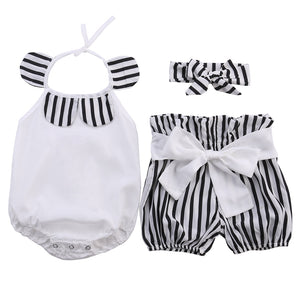 Set Romper & Shorts