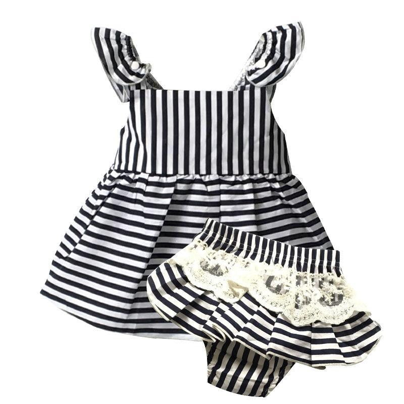 Dress & Shorts Set
