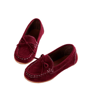 PU Leather Loafers