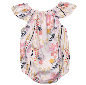 Romper Cute Flowers