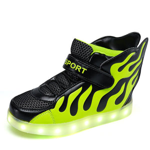 LED Light Up Shoes Wings