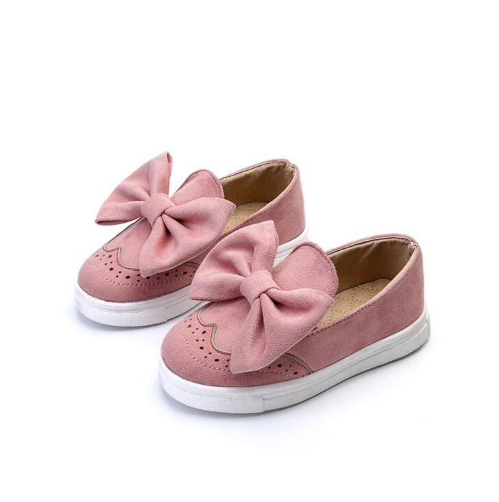 Sneakers Bow