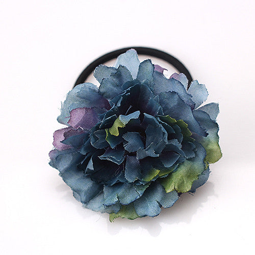 Hair Flower Elastic