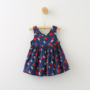 Dress Strawberry