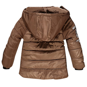 Boy Winter Coat