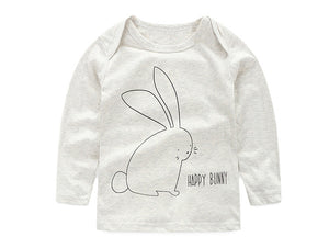 Set Cute Rabbit