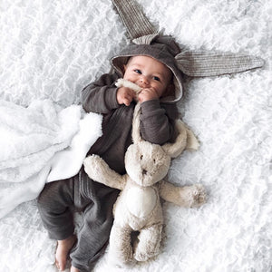 Baby Rabbit Romper
