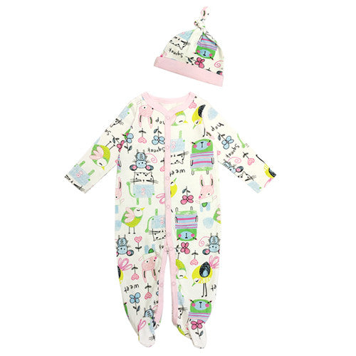 Jumpsuit Newborn Soft
