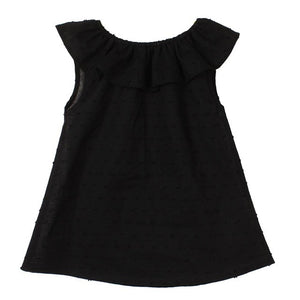Sleeveless Top With Collar