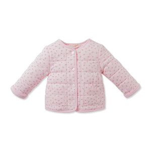 Padded Girls Coat