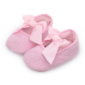 Soft Sole Girl Baby Shoes