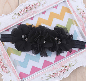 Flower Elastic Hair Band
