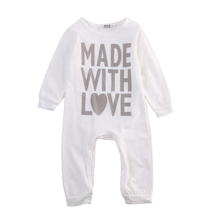 Romper Made With Love