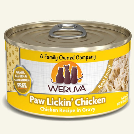 Weruva Paw Lickin Chicken Cat Food