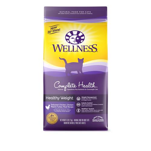 Wellness Complete Health Healthy Weight Cat Formula