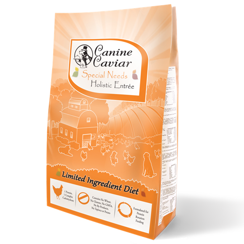 Canine Caviar Special Needs Chicken and Brown Rice Dry Dog Food