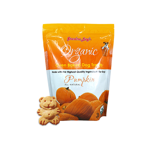 Grandma Lucy's Organic Pumpkin Dog Treat