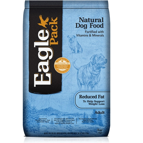 Eagle Pack Natural Dog Food Reduced Fat Formula