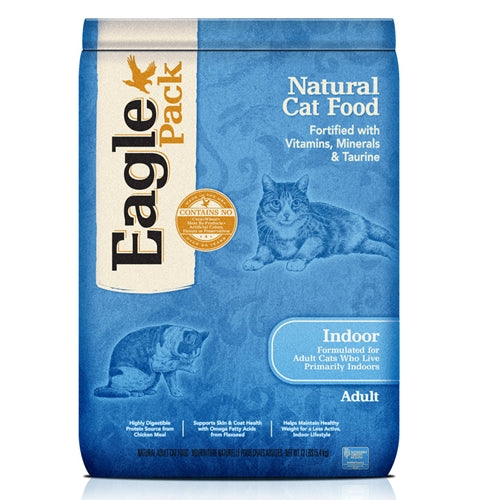 Eagle Pack Natural Cat Food Indoor Cat Formula