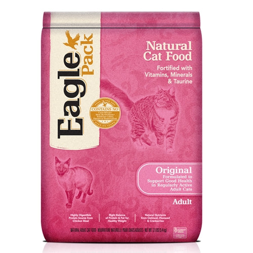 Eagle Pack Natural Cat Food Original Adult Formula